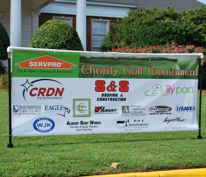 1st Annual SERVPRO of Albany Charity Golf Tournament